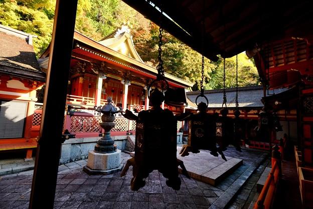 八百万の神-奈良県桜井市:談山神社