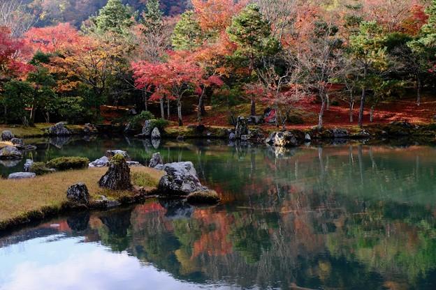 年齢を重ねて-京都市右京区:天龍寺
