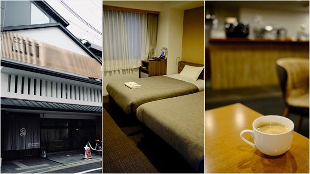 この日のお宿-京都市東山区:「ホテル丸福」