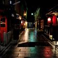 静かな祇園-京都市東山区:祇園