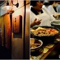 夕食はお気に入りのお店で-京都市中京区:「あおい」