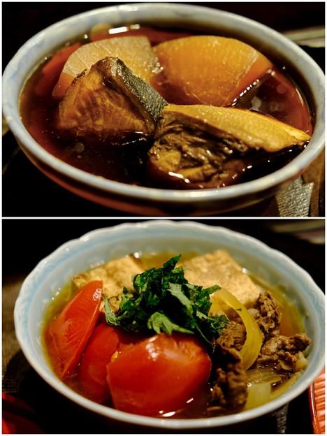 Photos: 会話も弾めば、料理も進む-京都市中京区:「あおい」