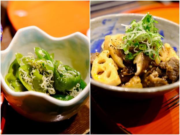 Photos: 京野菜-京都市中京区:「あおい」