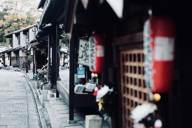 祖母の思い出-京都市東山区:二寧坂