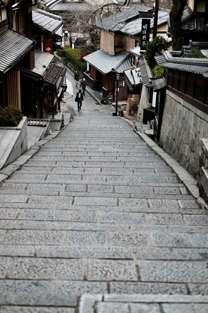 Photos: 言い伝え-京都市東山区:産寧坂