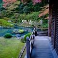 高貴な雰囲気-京都市東山区:青蓮院門跡