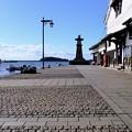 Photos: 歴史ある港町へ-広島県福山市:鞆の浦