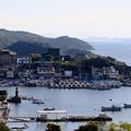 Photos: 海を見下ろす場所-広島県福山市:鞆の浦