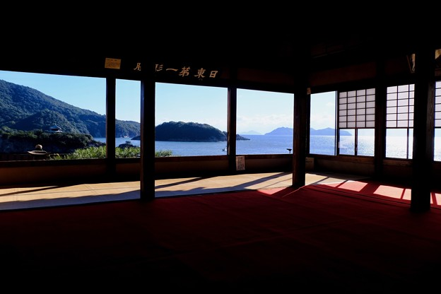 旅の楽しみ-広島県福山市:鞆の浦