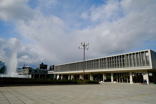 Photos: 平和への願い-広島市中区:原爆平和記念資料館