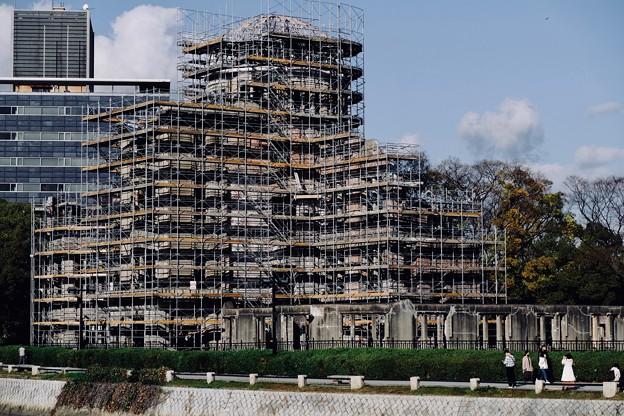 負の世界遺産-広島市中区:原爆ドーム