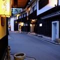 町家通り-広島県廿日市市:宮島
