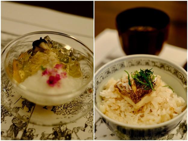 満腹、満腹-広島県廿日市市:宮島・「ゲストハウス 菊がわ」