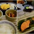 Photos: 朝食も楽しみの一つ-広島県廿日市市:宮島・「ゲストハウス 菊がわ」