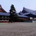 山辺の道を歩く-奈良県天理市:天理教会本部