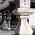 Photos: 静かに佇む小さな神社-奈良県天理市:山辺の道