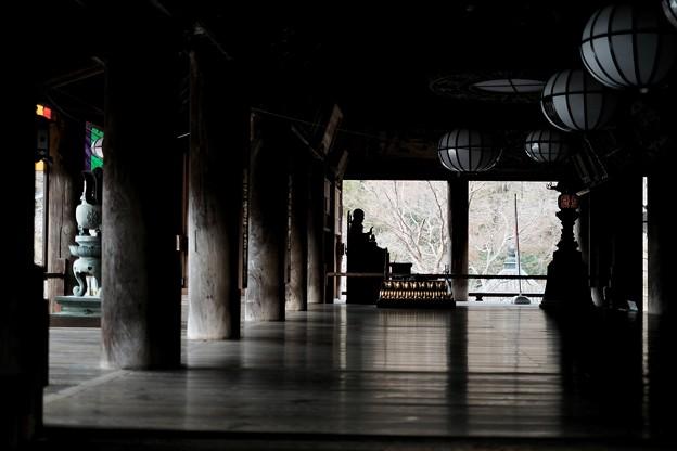 カメラマンのマナー-奈良県桜井市:長谷寺