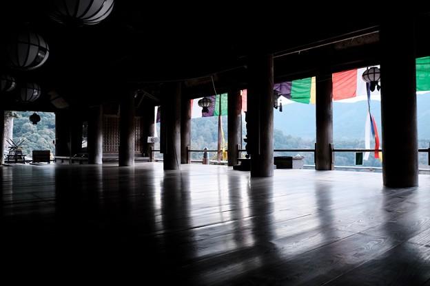 歴史ある本堂-奈良県桜井市:長谷寺
