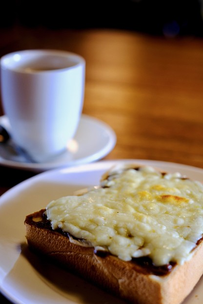 チーズたっぷり-奈良県葛城市:「酪農カフェ 酪」