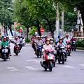 Photos: バイクの群れ-Ho Chi Minh, Viet Nam