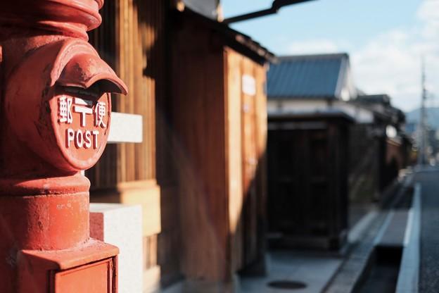 歴史を感じる町並み-大阪府富田林市:寺内町