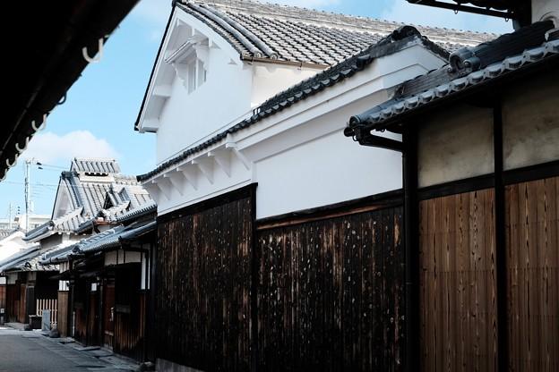 観光地化の功罪-大阪府富田林市:寺内町