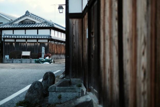 単焦点レンズ-大阪府富田林市:寺内町