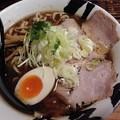 Photos: 麺屋 久兵衛『極鯖中華そば』