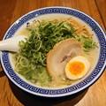 Photos: 麺家 くさび 福島店『ぶっかけねぎ豚骨醤油麺』