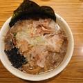 Photos: らーめん かいじ泉店『節踊る!濃厚背脂魚介らーめん』