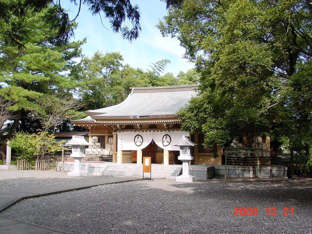 39-高知 高知市 山内神社-20001021-004