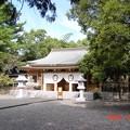 Photos: 39-高知 高知市 山内神社-20001021-004