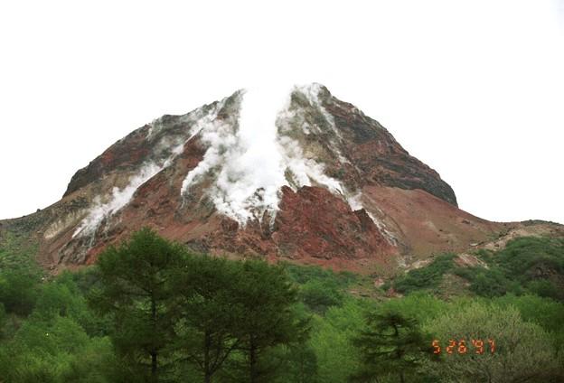 01-北海道 昭和新山-19970526-002