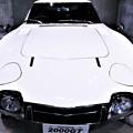 スポーツカーを正面から撮ってはいけません2000GT