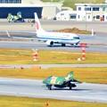 写真: 今日見た飛行機 3