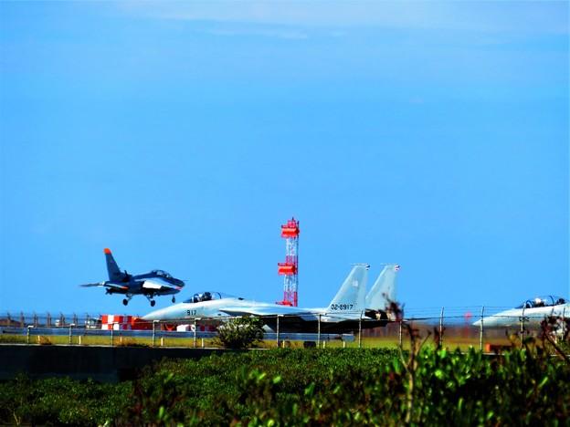 今日見た飛行機3