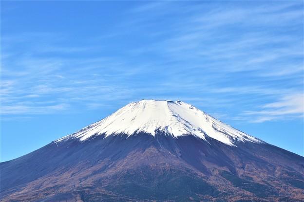 最近会ってないな~富士山