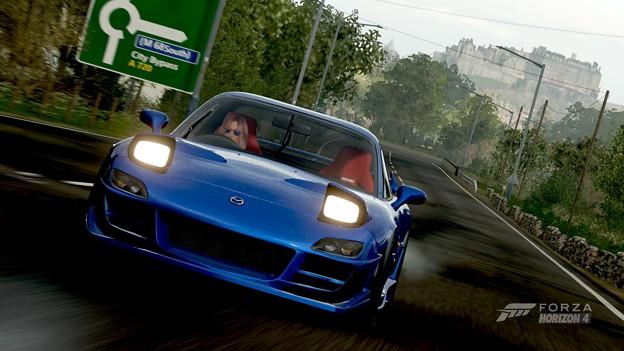 2002 Mazda RX-7