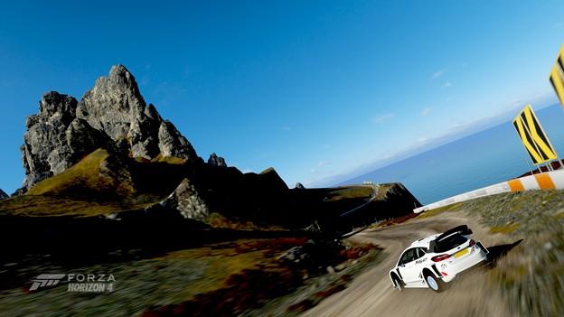 2017 Ford Fiesta RS WRC
