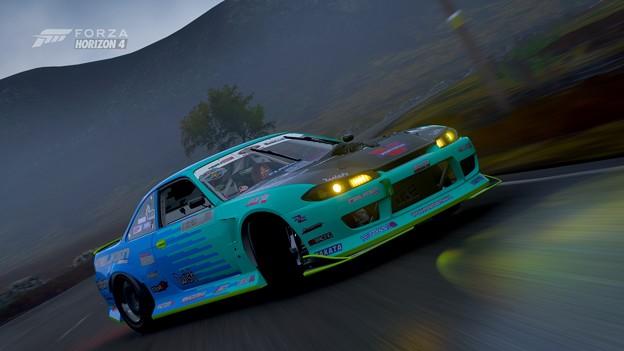 1997 Nissan 240SX Formula Drift
