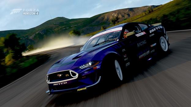 2018 Mustang RTR Formula Drift