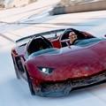 Photos: Lamborghini Aventador J