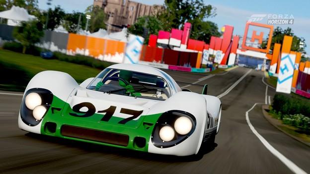 Photos: Porsche 917 LH