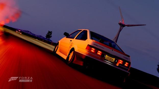 1985 Toyota Sprinter Trueno