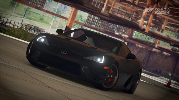 Photos: Lexus LFA