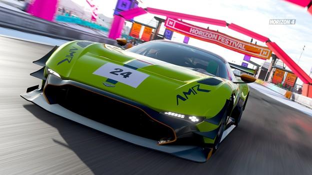 Photos: Aston-Martin Vulcan AMR Pro