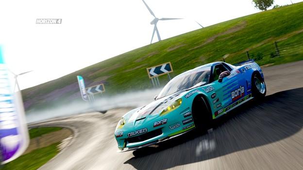2013 Chevrolet Corvette Formula Drift