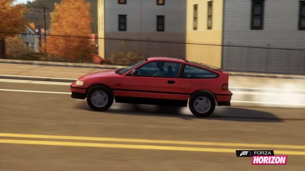1991 Honda CR-X