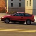 Photos: 1991 Honda CR-X