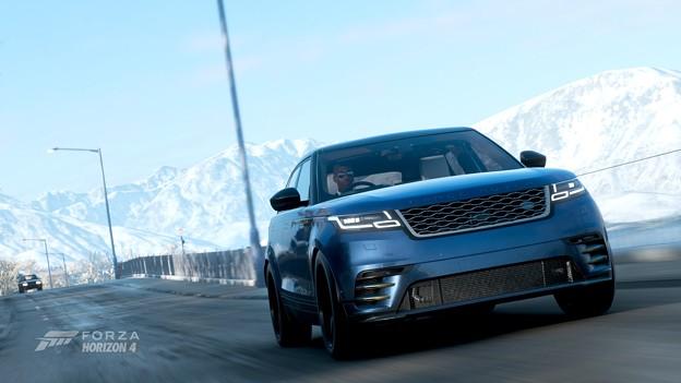 Photos: 2018 Land-Rover Range Rover Velar